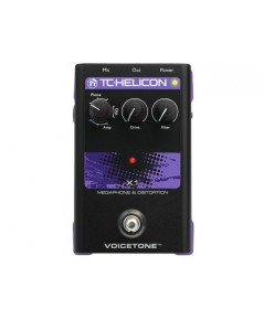 TC Electronic TC Helicon Voice Tone X1 Megaphone and Distortion