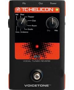 TC Electronic TC Helicon Voice Tone R1 Vocal Tone reverb