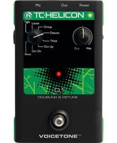 TC Electronic TC Helicon Voice Tone D1 Doubling Detune