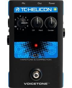 TC Electronic TC Helicon Voice Tone C1 Hardtune  Correction