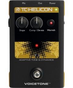 TC Electronic TC Helicon Voice Tone T1 Adaptive Tone and Dynamics