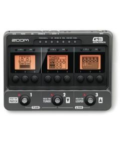 ZOOM G3 - Guitar Effects Amp Simulator Pedal รุ่นใหม่ เสียงดี ฟังชั่นเยอะ