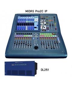 MIDAS Pro2C-IP Pack