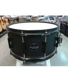 CMC Snare สีดำ ไม้ Poplar ขนาด14x6.5 เสียงหนาและแน่น