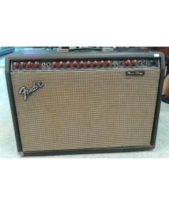 Fender POWER CHORUS 2x12 แอมป์มือสอง 130w US เสียงใสและคลีนแท้ๆจาก US พร้อมเสียงแตกและคอรัส