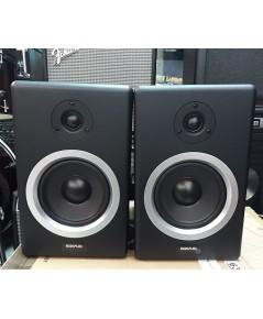 Midiplus MS6 ลำโพงมอนิเตอร์ Studio ระบบ Active 1คู่ มีย่านความถี่ให้ปรับ และ Volume ดังได้ถึง 65w