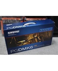 SHURE PGDMK6-XLR