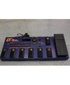 BOSS GT-5 มัลติเอฟเฟคกีต้าร์