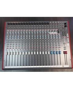 Allen-Heath ZED-24 มิกเซอร์20 Ch 16mono 4 Stereo เสียงดีๆ Specดี เน้นคุณภาพ ไม่ควรพลาด