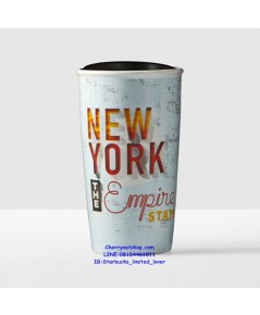!Starbucks USA Double wall Local Collection,New York State Limited Edition,unique ไม่มีในไทยควรมีไว้