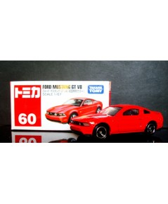Tomy No 60 Ford Mustang GT V8 special color