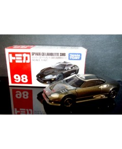 Tomy No 98 Spyker C8 Laviolette SWB special color