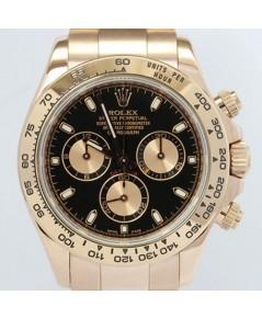 Rolex Cosmograph Daytona 116505 หน้าปัดดำเรือนโรสโกลด์