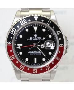 Rolex GMT-MASTER II Ref.16710 Coke