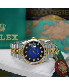 Rolex DateJust 16233 King Size ขนาด 36mm