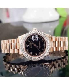 rolex lady size 179178 ขนาด 26mm สำหรับผู้หญิง ตัวเรือนทอง (นาฬิกามือสอง,นาฬิกาrolexมือสอง)
