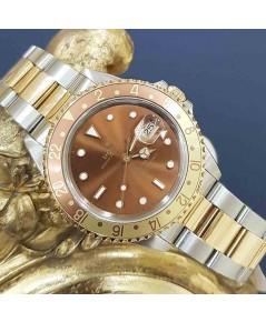 นาฬิกา Rolex GMT Master II 16713LN