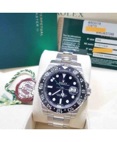 นาฬิกา Rolex GMT Master II 116710LN