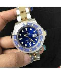 Rolex Submariner Date 116613LB BLUE 18K/STEEL