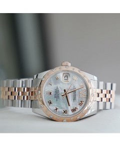 Rolex DateJust 178341 Boy Size 31mm