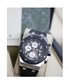 Audemars Piguet Royal Oak Offshore Chronograph FULL SET 25940SK.OO.D002CA.01