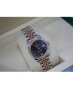 Rolex Date Just 178341 หน้าปัด Purple