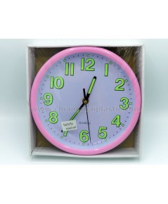 นาฬิกาแขวนทรงกลม ขนาด 22 x 22 cm.