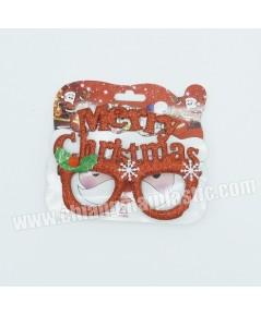 แว่นตาแฟนซี merry christmas