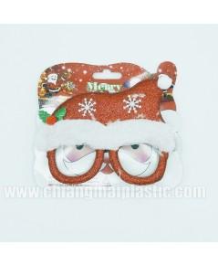 แว่นตาแฟนซี หมวกซานต้า