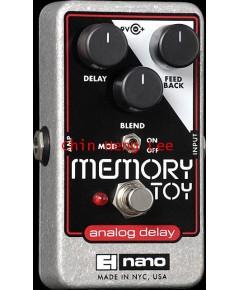 Electro Harmonix Memory Toy ( Analog Delay with modulation)