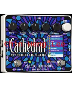 Electro Harmonix Cathedral (Stereo Reverb)
