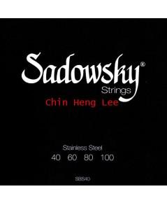 Sadowsky Bass 4 Strings (040-100) Stainless