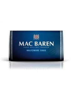 ยาเส้นMac baren halfzware shag rolling