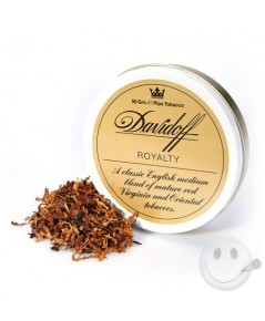 ยาไปป์Davidoff Royalty Mixture50g