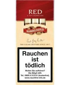 Handelsgold Red(cherry) tip5\'S