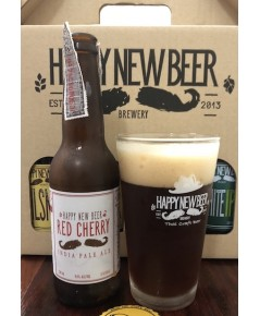 Happy New Beer Red Cherry IPA(ขวด)