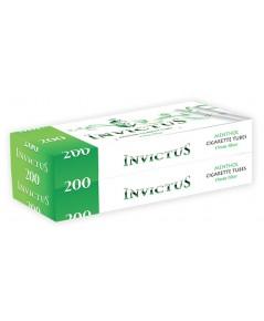 มวนInvictus Menthol200มวน (1ลัง)