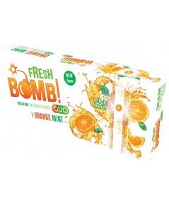 มวนเปล่าFresh Bomb Orange mint100มวน