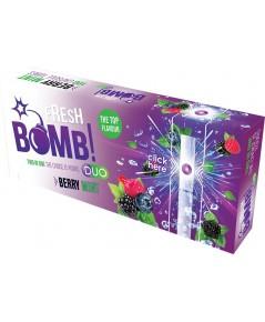 มวนเปล่าFresh Bomb Berry mint100มวน