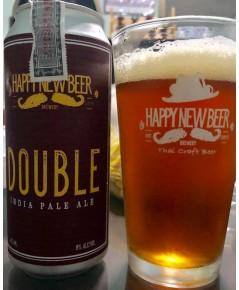 Happy Newb Beer Double IPA 473ml(เบียร์กระป๋อง)