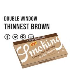 กระดาษ70mm.Thinnest Brown Double Window