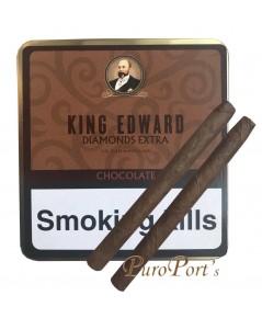 King Edward Diamonds Extra Chocolate10\'s