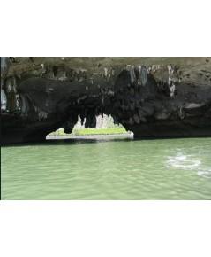 ถ้ำลอดปูยู อ.ควนโดน จ.สตูล