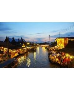 โปรแกรมเอาท์ติ้ง,Outing company,Company Outing Trip,Outing,สมุทรสงคราม,Samut Songkhram