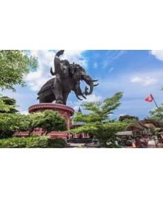 โปรแกรมท่องเที่ยว,โปรแกรมเที่ยว,สมุทรปราการ,Samut Prakan