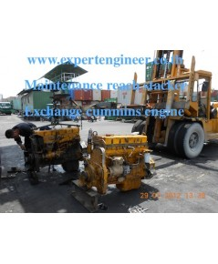 maintenance,fix,repair, reach stacker