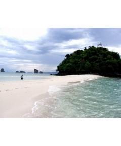 นำเที่ยวกระบี่ 4 เกาะ โดยเรือหางยาว