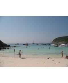 นำเที่ยวเกาะรายา