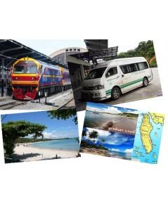 ตั๋วรถไฟจากกรุงเทพ ไปเกาะลันตา