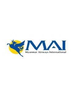 ตั๋วเครื่องบินราคาถูกไปพม่า - ย่างกุ้ง